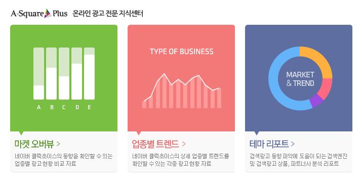 A-Square Plus 온라인 광고 전문 지식센터
